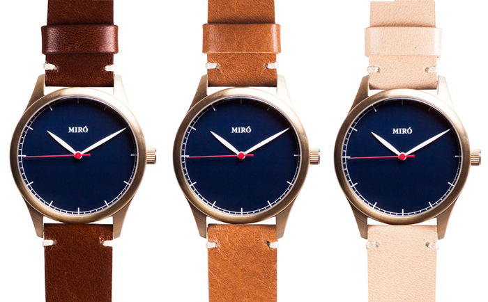 Miró Watches