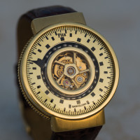 Pita Carousel Watch