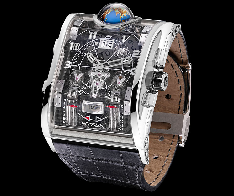 Hysek Colosso Watch