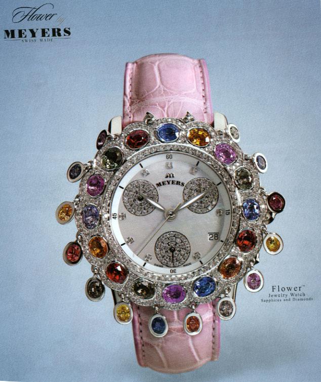 Meyers Flower Watch