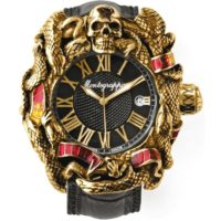 Montegrappa Chaos Gold Watch