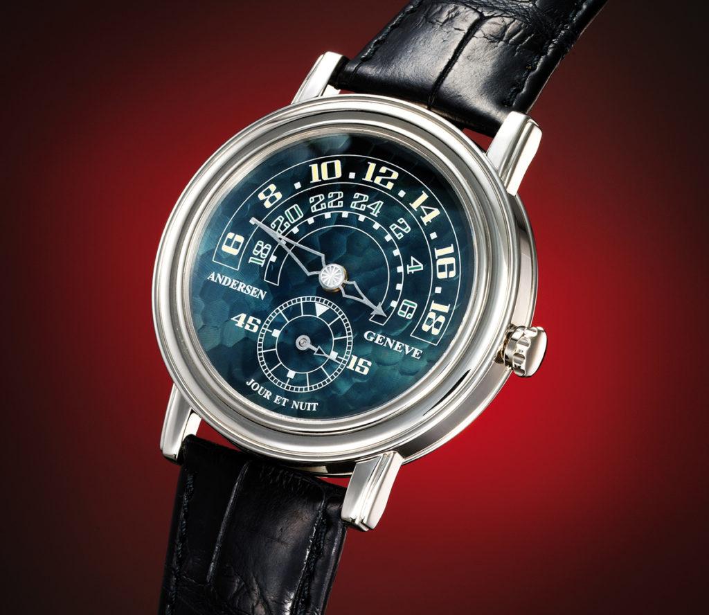 Andersen Genève watch