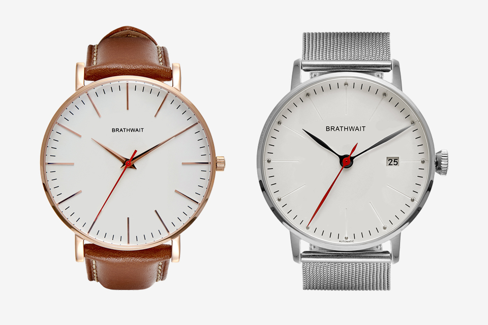 Brathwait watches