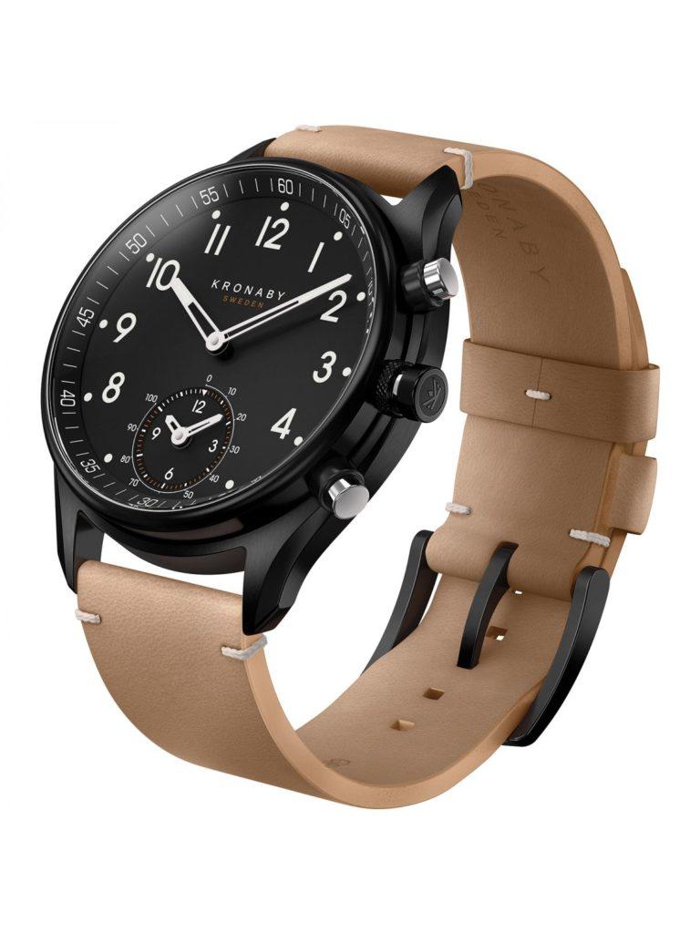 Kronaby Apex hybrid watch
