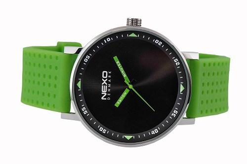 Nexo Denmark NEW Black S - Green