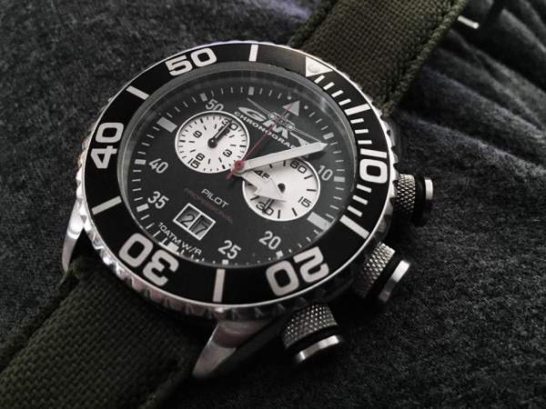 GMT Chronographs
