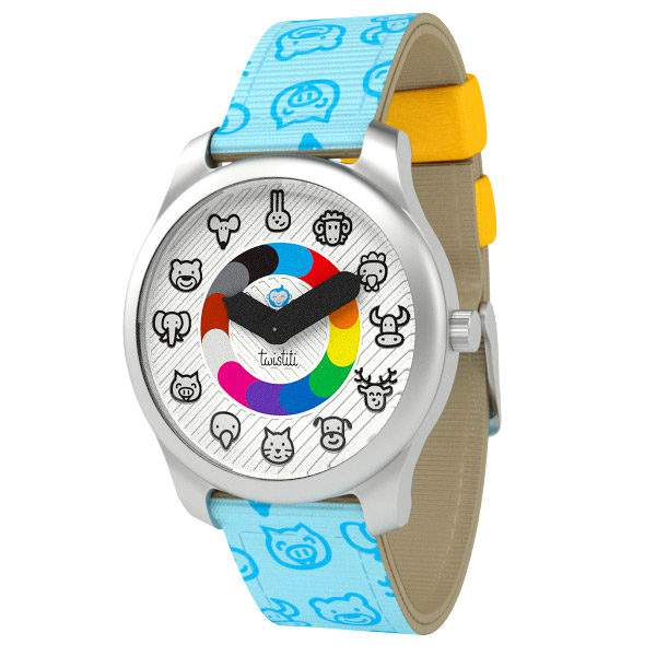 Twistiti children's watch